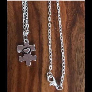 Jewelry - Brand New autism awareness necklace